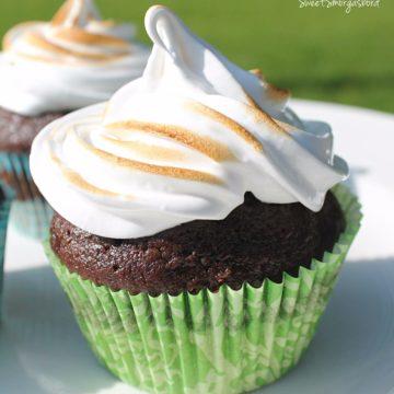 Smore's Cupcake