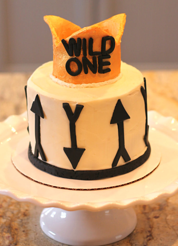 Where The Wild Things Are Smash Cake Sweet Smorgasbord